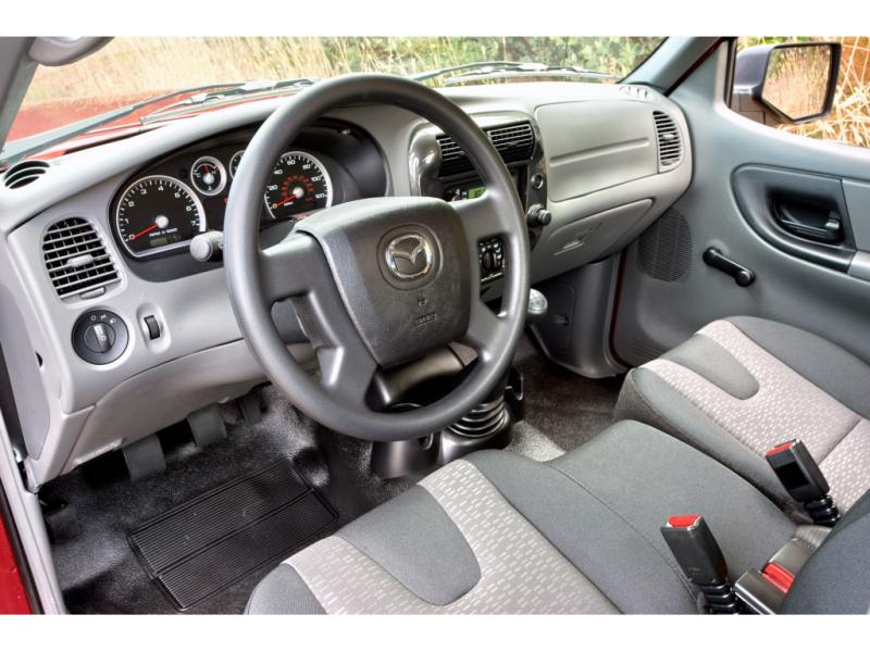 2009 Mazda B-Series