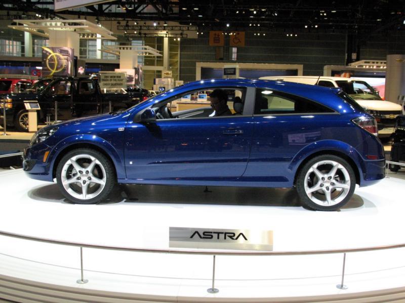 2009 Saturn Astra