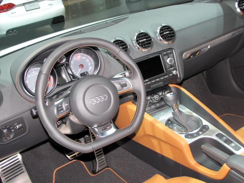 2010 Audi TTS
