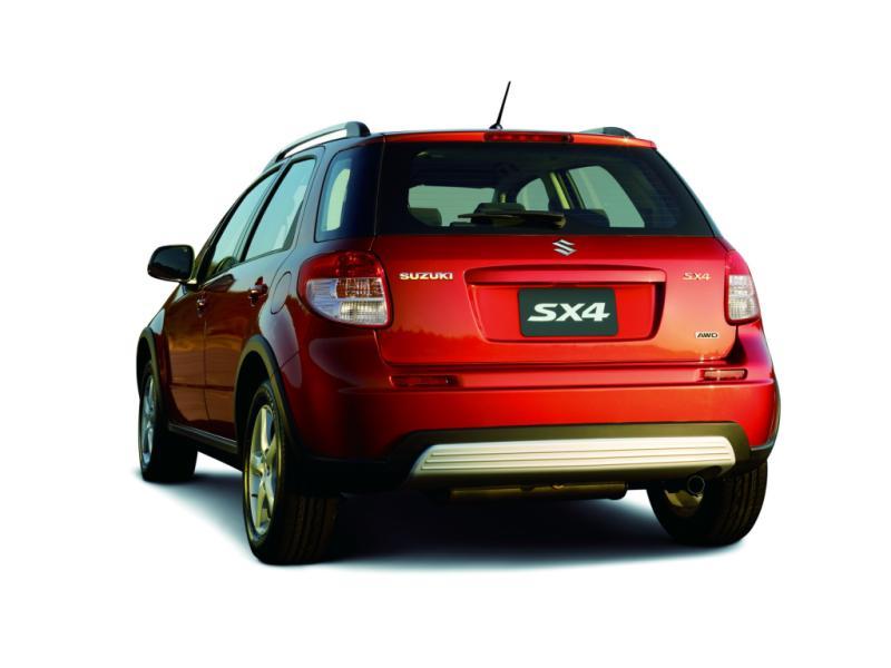 2011 Suzuki SX4