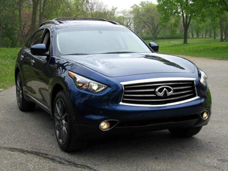 Infiniti Cars For Sale >> Infiniti Fx Cars For Sale In The Usa
