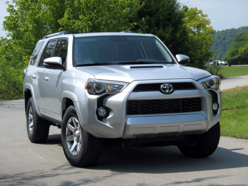 2018 TOYOTA 4RUNNER LIMITED EDITION