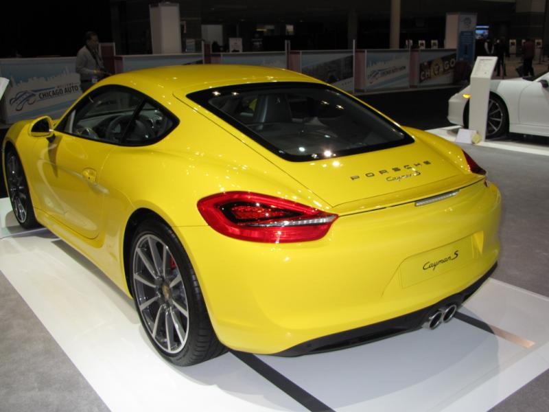 Porsche Cayman Cars for Sale in the USA