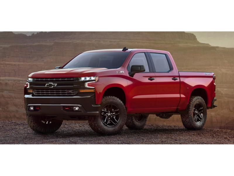 Coming at Ya: The 2019 Full-Sized Pickup Trucks