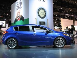 The Unexpected Choice:  Compact five-door hatchbacks