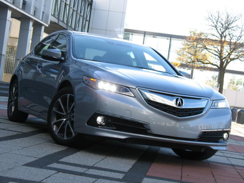 2015 ACURA TLX TECHNOLOGY