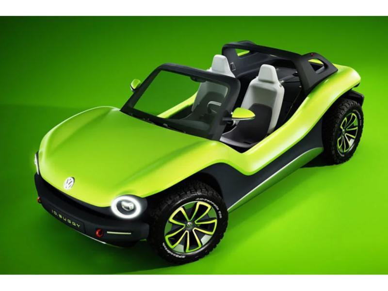 All Electric Concepts Geneva International Motor Show