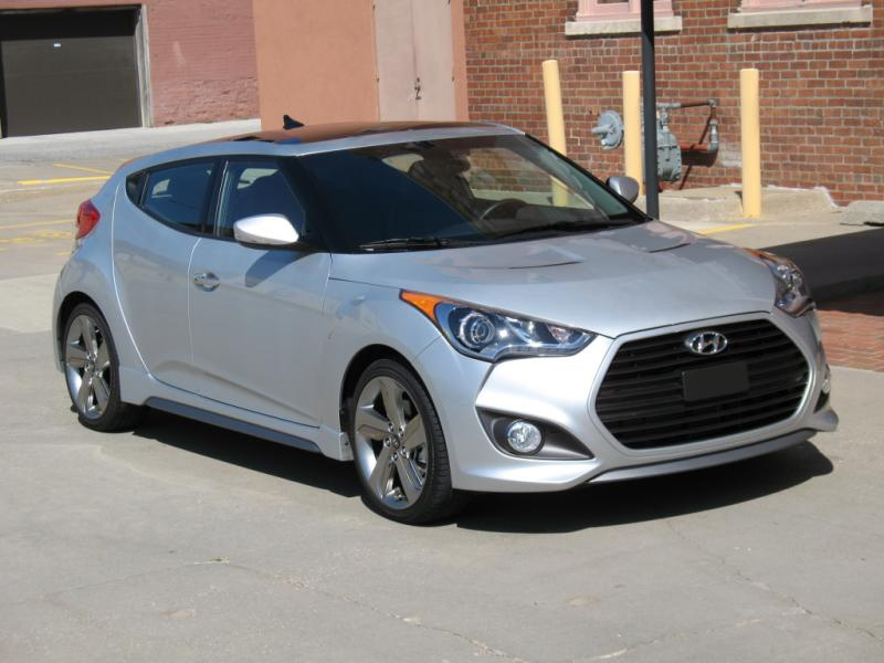 2019 HYUNDAI VELOSTER ULTIMATE