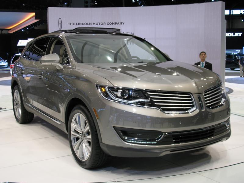 Lincoln Mkx Cars For Sale In The Usa