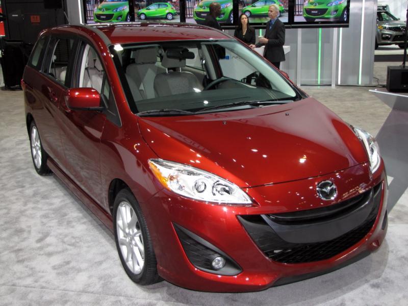 2015 Mazda Mazda5