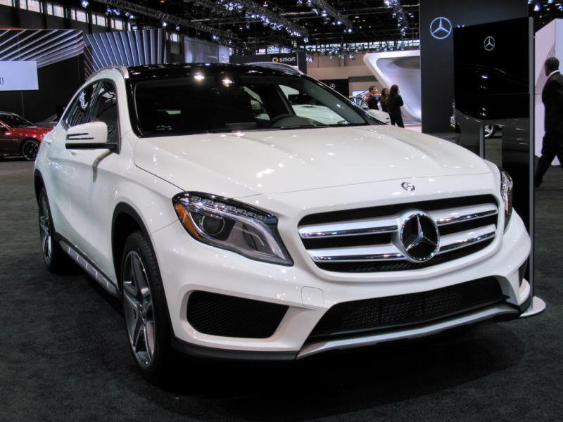2016 MERCEDES-BENZ GLA 250