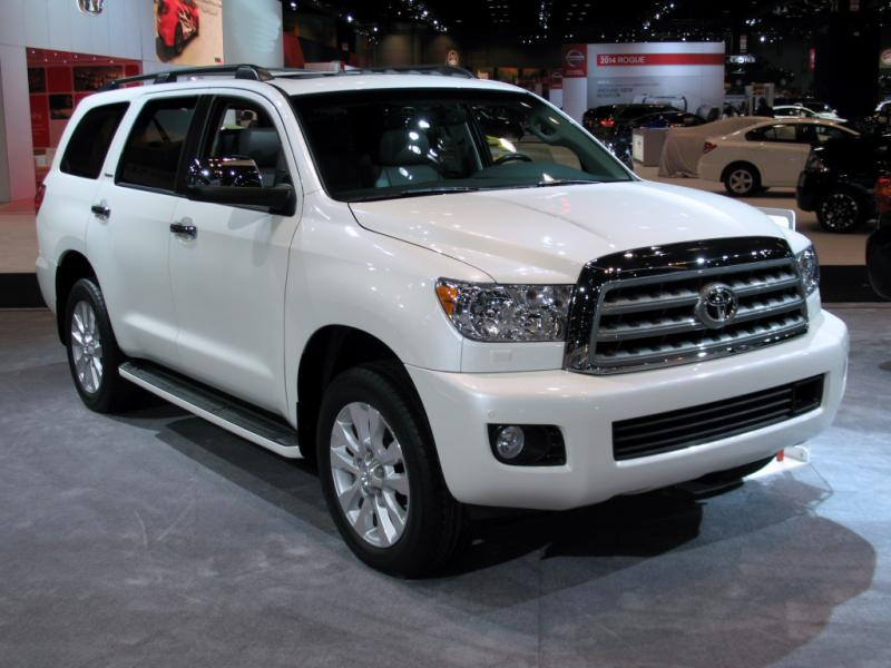 2018 TOYOTA SEQUOIA LIMITED EDITION